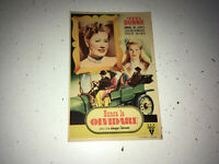 I REMEMBER MAMA Vintage Movie Herald Irene Dunne George Stevens Drama