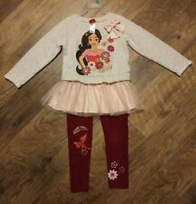 Disney Graphic Elena of Avalor Leggings Set Girl 6X