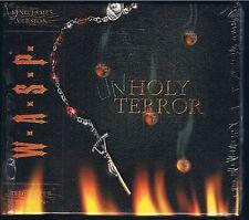W.A.S.P. WASP  UNHOLY TERROR CD DIGIBOOK  F.C. SIGILLATO!!!