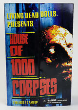 House of 1000 Corpses Living Dead Doll SEALED in Box Pair Double Set NEW NIB