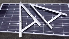 "28"" Adjustable Angle Solar Panel Mount Rack Brackets for Boat+RV+Roof 100W~300W"