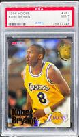 Kobe Bryant 1996 NBA HOOPS Rookie RC PSA 9 Mint #281 Los Angeles Lakers