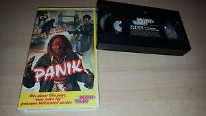 RARITÄT - Panik - David Warbeck - Janet Agren - Pront Erstauflage - ab 18 no DVD
