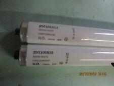 2-PACK SYLVANIA F48T12/WW/HO 60W Fluorescent Lamp Light Bulb WARM White F48T12