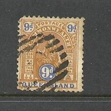 Used Single Stamps
