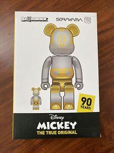bearbrick mickey sorayama