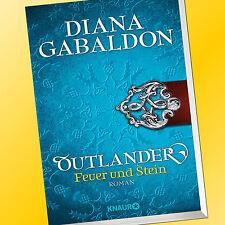 DIANA GABALDON | OUTLANDER - FEUER UND STEIN | Roman (Buch)