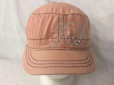 trucker hat baseball cap Callaway Women's Hat sparkles cute pink Golf retro