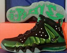 2013 Nike Barkley Posite Max Gamma Green Black Chuckposite SZ 9 ( 555097-301 )