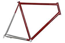 Vintage Clark Kent Road Bike Frame 62cm XL Titanium