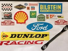 1:18 Scale 1/18 Garage Diorama Signs / Scale Posters American Ford Etc