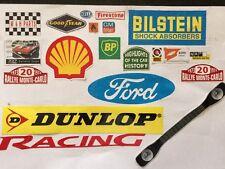 1:18 escala 1/18 Garage Diorama signos/escala carteles American Ford Etc