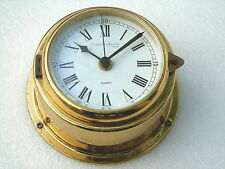 Vintage Cassens & Plath Germany Ships Marine Bridge Clock Boat Watch