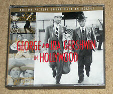 George and Ira Gershwin In Hollywood Motion Picture Soundtrack Anthology CD