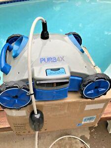 Aquabot AJET1234XT Pura 4X Robotic Swimming Pool Cleaner Pura4X - Demo