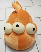 """RARE Blinky The Three Eyed Fish Large 23"""" Plush Toy - The Simpsons 2017"""