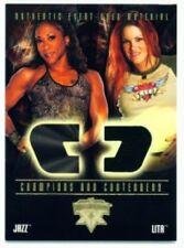 "LITA ""EVENT WORN CARD"" WWE WRESTLEMANIA XX"