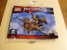 Lego Ninjago 30421 Skybound Plane polybag (Figur Flieger) Tütchen - Neu OVP