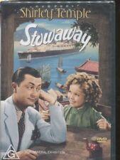 STOWAWAY - Shirley Temple, Robert Young, Alice Faye - DVD