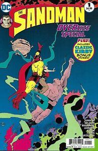 Sandman Special Comic 1 2017 Jack Kirby Dan Jurgens Steve Orlando DC