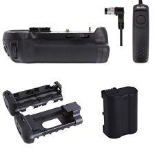 Meike Battery Grip for Nikon D800 D810 D800E as MB-D12 +EN-EL15 +Shutter Release