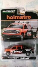 GREENLIGHT 1/64 HOLMATRO CHEVROLET SILVERADO NEW a