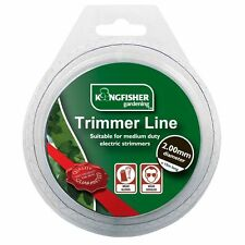 Strimmer Line 2.00mm x 15m Petrol Electric Wire