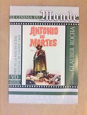 DVD / ANTONIO DAS MORTES / GLAUBER ROCHA / NEUF SOUS CELLO