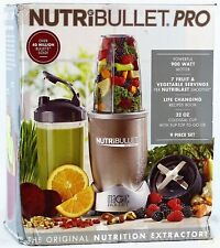 NutriBullet Pro 900 Series The Original Nutrition Extractor New Other