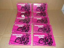 Lot of 10 Diamond 428-106 Link Motorcycle Chains