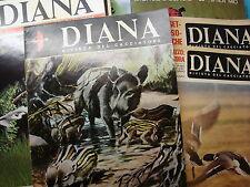 Diana rivista del cacciatore - riviste anni 60/70 - elenco in descrizione