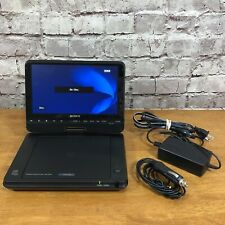 """Sony Dvp-Fx970 Portable Cd/Dvd Player 9"""" w/ Charger, Great Condition"""