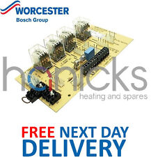 Worcester Bosch Heatslave Control PCB 87161463010 416601 ZAGAS278 Genuine *NEW*