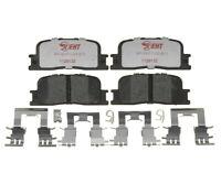 Disc Brake Pad Set-Element3; Hybrid Technology Rear Raybestos EHT885H