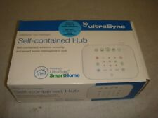 Interlogix Zw-6400 Ultra-Synch Smart Home Security Hub Alarm