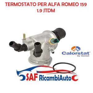 TERMOSTATO / VALVOLA TERMOSTATICA ALFA ROMEO 159 1.9 JTDM 16V 150 CV dal 09/05