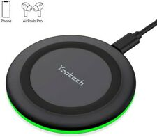 Wireless Phone Charger for IPhone, Samsung Galaxy, and Air Pods Pro Fast
