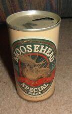 Vintage & Rare Moosehead Special Ale Very Old Beer Can Canada 12 Oz.