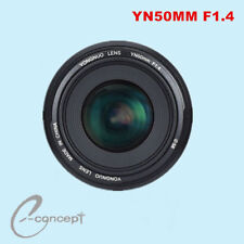 Yongnuo 50MM F1.4 Manual and Auto Focus for Canon Cameras