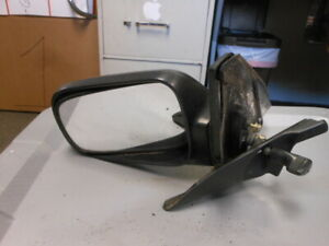 Used Honda OEM Driver Left Side Rear View Mirror 88-91 Civic Wagon 76250-SH5-A04