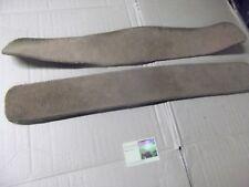 Pair front door carpet sections for Citroen GS(Pallas)1300+Citroen parts in shop