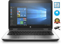 HP PROBOOK 640 G1 LAPTOP | CORE i5 | 8GB | 500GB | WIFI | DP | WIN 10 + OFFICE