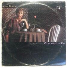 ANNE MURRAY - vintage vinyl LP - I'll Always Love you