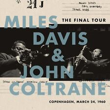 MILES DAVIS & JOHN COLTRANE The Final Tour Copenhagen 1960 LP Vinyl NEW 2018