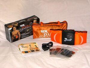 Gymform dual shaper cintura a vibrazione ed elettrostimolazione
