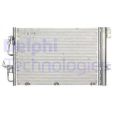 Kondensator, Klimaanlage DELPHI TSP0225532 für OPEL