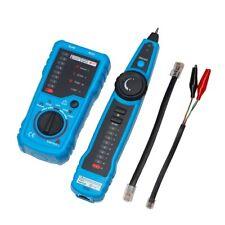 High Quality RJ11 RJ45 Cat5 Cat6 Telephone Wire Tracker Tracer Toner Ethernet…