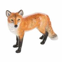 John Beswick Collectable Hand Painted Fox Ceramic Figurine - 11cm (h)