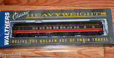 WALTHERS 932-10216 PULLMAN HEAVYWEIGHT 14 SECTION PLAN#3958A ILLINOIS CENTRAL IC