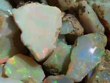 100 Carats AAA Top Gem Grade Ethiopian Welo Opal Rough ALL with Fire and Color